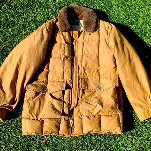 Vintage Eddie Bauer Goose Down Coat Large